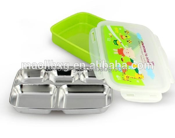 Multi-function stainless steel thermos food container/lunch box/food warmer