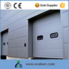 fire rated sectional door