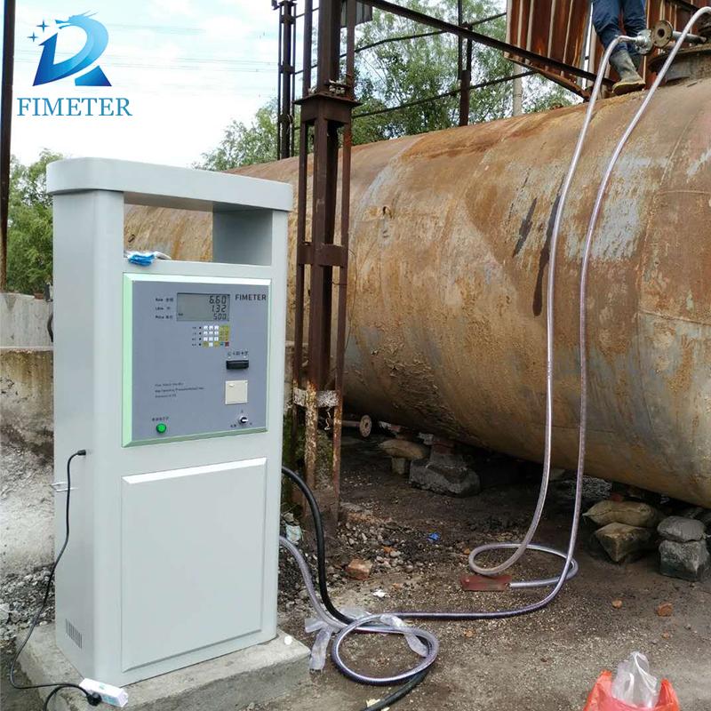 Used petrol fuel dispenser for sale,filling fuel pumps gas station,single nozzle gasoline fuel dispenser