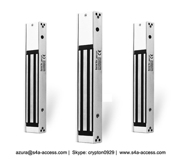 Single Door Electromagnetic lock 600LBS 280KG holding force