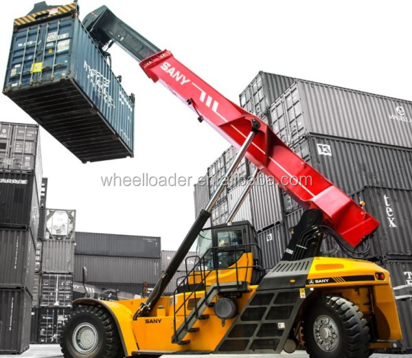 SANY SRSC4540G 45T Reach lifting Forklift container reach stacker Spare parts for sale