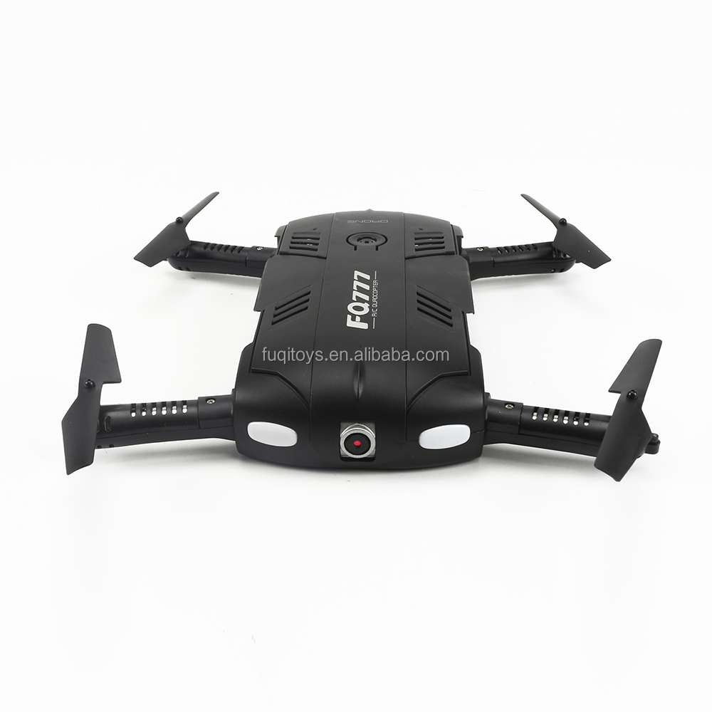 FQ05 2.4G drone <strong>mini</strong> with hd camera selfie drone with foldable 3D arm WIFI FPV elfie pocket drone