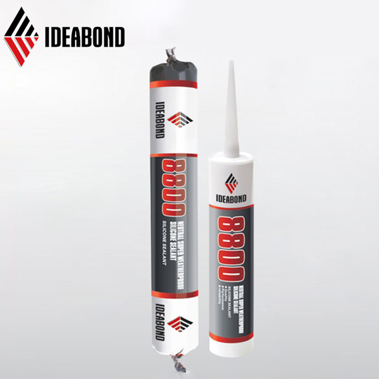 high value 300ml Neutral super <strong>waterproof</strong> silicone <strong>sealant</strong> for cladding