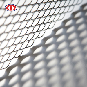40g-60g expanded metal mesh low carbon steel net