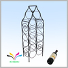 Smartable black counter wire iron supermarket wine display rack