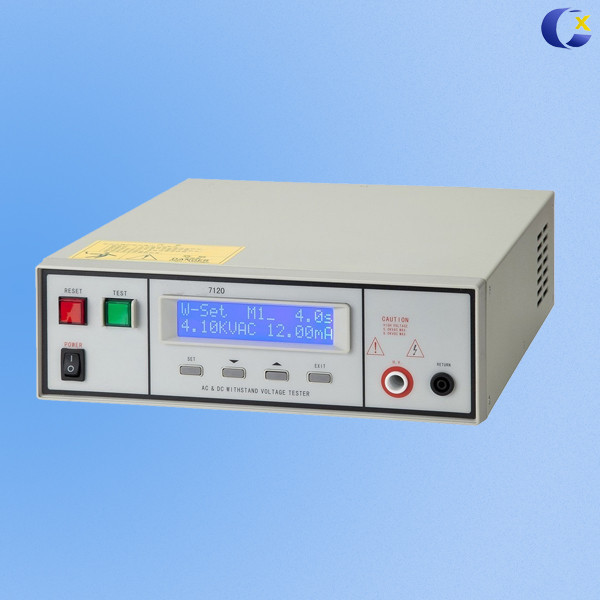 5KV AC/ DC Programmable Digital Megger Insulation Tester With Lcd Display