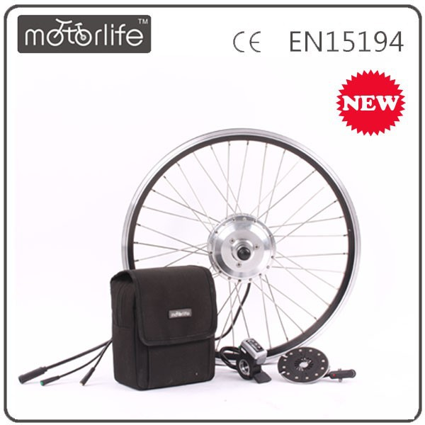 MOTORLIFE 2015 Latest bicycle engine parts/80mm front wheel kit