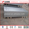 LGJ structure steel weld galvanized square tubings with specific length