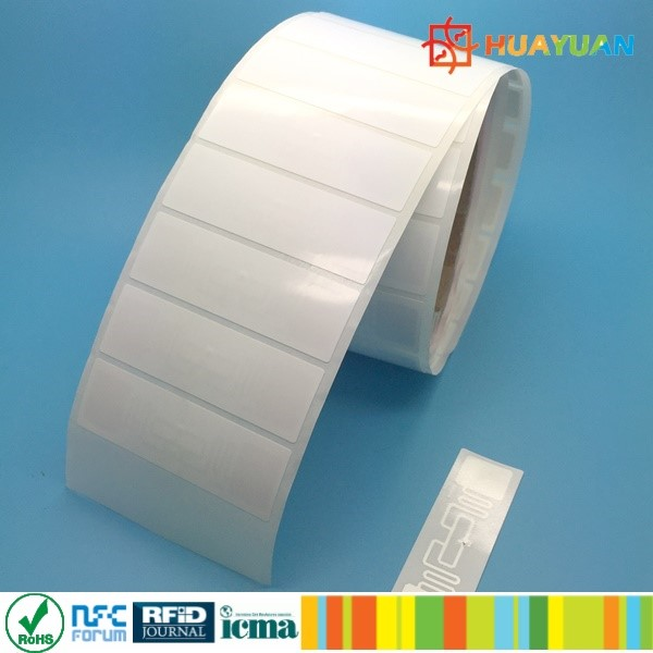 HUAYUAN Big Promotion Low Price UHF ALN-9662 RFID Inlay Label