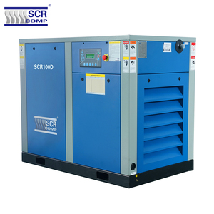 75 kw 100hp quiet direct driven air screw compressor for mining (SCR100D)