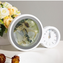 Magic mirror, <span class=keywords><strong>Led</strong></span> 아크릴 photo frame 와 clock