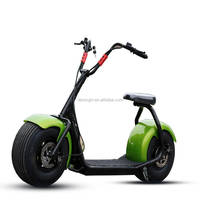 2017 New Scrooser EEC elektric chopper scooter 1000w electric fat bike frame