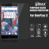 Brand Vmax For OnePlus 3 mobile phone 9h tempered glass screen protector