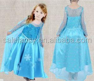 Best seller frozen elsa coronation dress costume cosplay for adult frozen costume QKC-5296 & Best Seller Frozen Elsa Coronation Dress Costume Cosplay For Adult ...