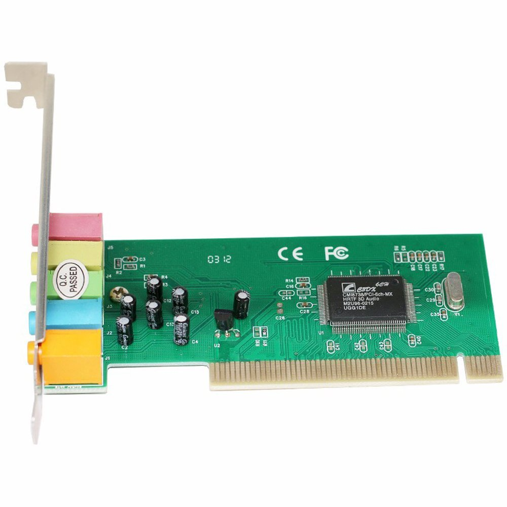 DRIVERS UPDATE: CMI 8330 C3D AUDIO ADAPTER