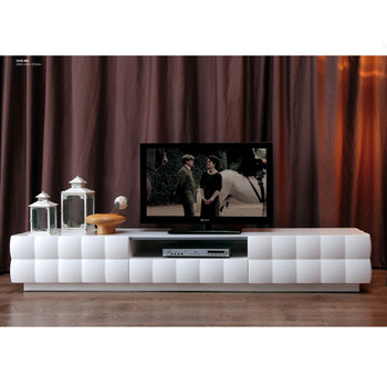 MDF TV Stand Modern Design TV Cabinet Living Room Furniture White TV Stand Part 61