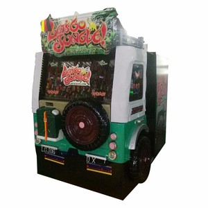 Let's Go Jungle Video Game Amusement Arcade Coin Operated Machine Wholesales Game for Game Center