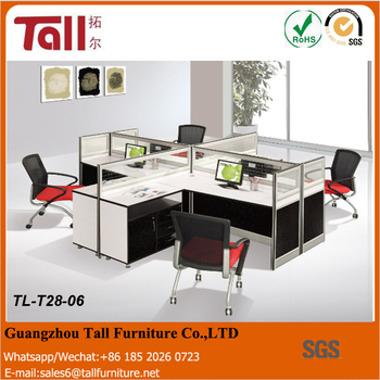 Comprehensive Office Cubicle Screen Wooden Centre Table Designs