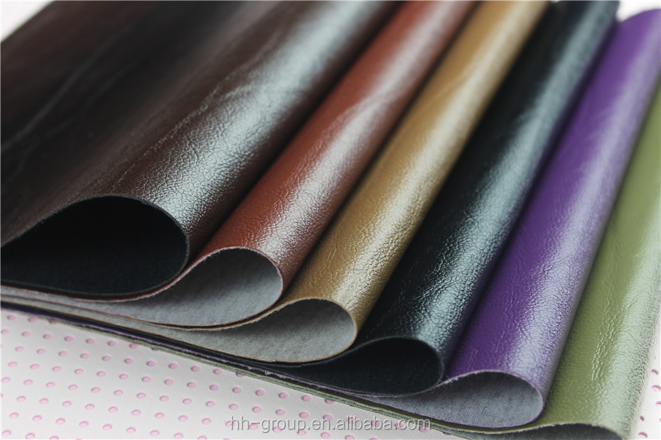 Sofa Pvc Leather Pvc Leather Seat Cover Fabric For