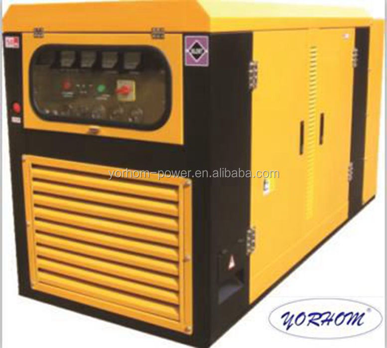 Professional China Made Low Noise 12-200KW RICARDO Engine Diesel Generator Set with Stamford Style Alternator Silent type Genset
