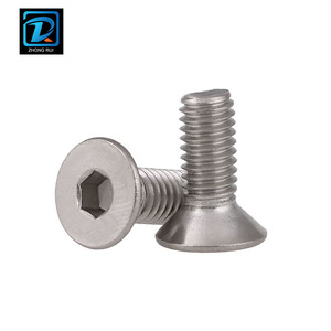 ISO10642 Countersunk Bolts M16