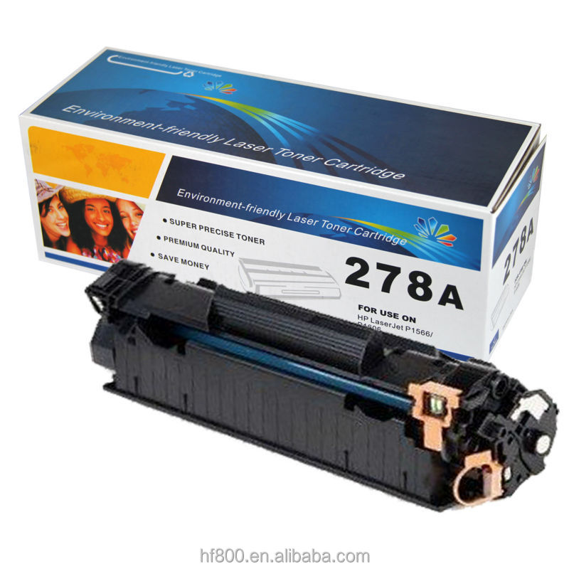 Ce278a Compatible For Hp Toner Cartridge Laser Printers