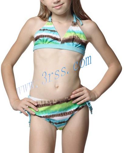 Micro sling bikini girls