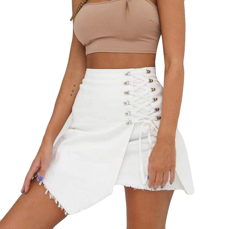 Skirt short sexy in teen
