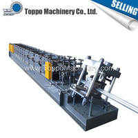 High quality cnc steel profile metal roll machine Z purline
