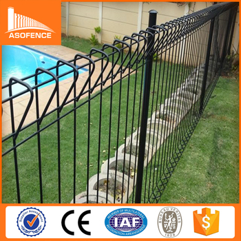 Cheap Horse Fence Panels/malaysia Standard High Quality Roll Top Fence/decorative  Garden Fence