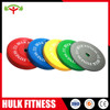 2017 Crossfit Durable Lifting Weight Rubber Bumper Plate