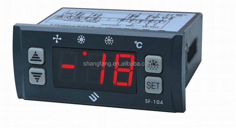 Defrost Digital display thermostat 30A SF-104P Freezer Temperature controller