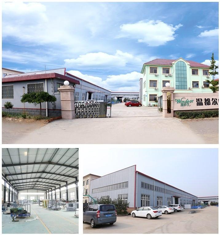 PVC חלון במפעל סין מקור מנוסים עיצוב UPVC חלון עם ניילון יתושים רשת הזזה חלון
