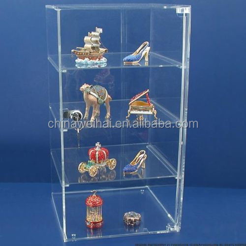 acrylic counter displays for jewellery