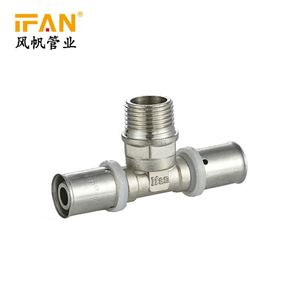 Ifan brass plumbing fittings
