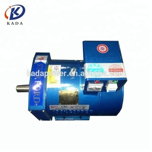 KADA good quality low price alternator 220v 10kw low rpm alternator for generator