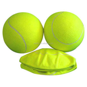New products inflatable colored jumbo tennis balls sale with price