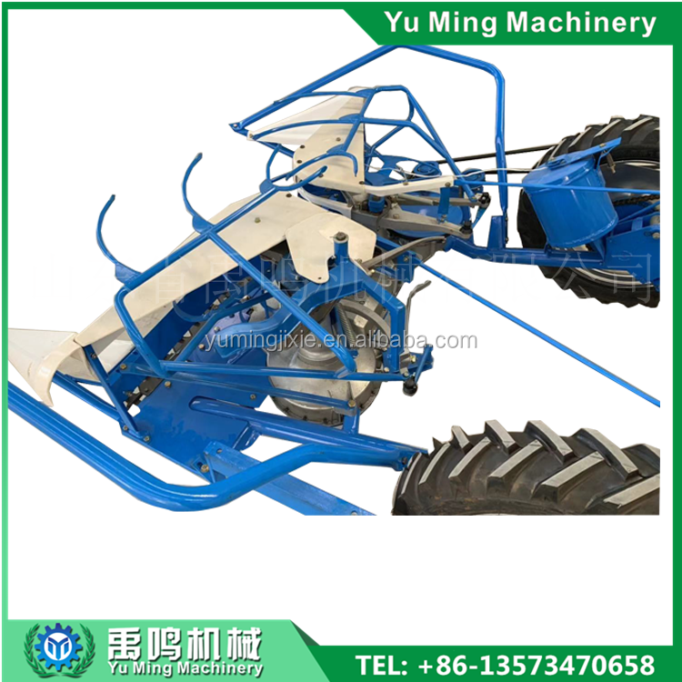 China Hot Sale Three Wheels Walking Reed Binder Wheat,Rice