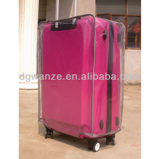 Custom Plastic Suitcase Covers