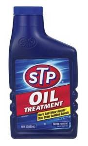 Stp Oil Treatment 15 Oz. Fights Motor Oil, Reduces Engine Wear , Engine Deposits And Oil Consumption by STP