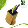 Hot selling bamboo wood knife block for sale