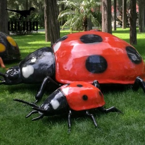 Exhibition high quality animatronic insects model for sale