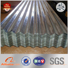 metal roof galvanized corrugated roofing sheets in south america