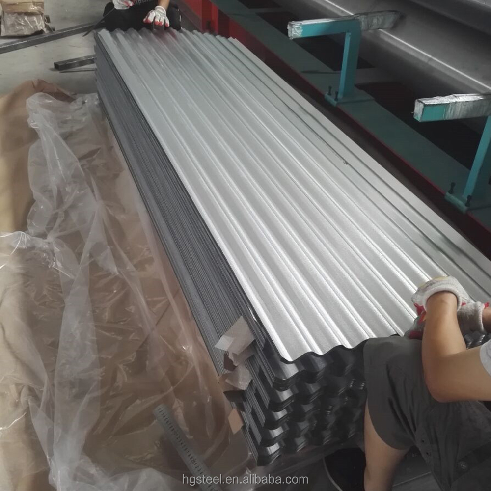 Hot-Selling High Quality Low Price GI Corrugated Steel Sheet/Metal Roofing