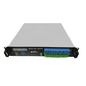 16 Ports 21dbm High Power Optical optical amplifier in good packing