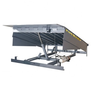 Warehouse Electric Hydraulic Dock Leveller