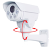 Hot Selling 2MP 10X Optical Zoom Outdoor Waterproof IP infrared Bullet Motion Auto Tracking &Cruise WDR PTZ HK-PT10Z-1080P