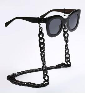 Simple Glasses Chain Fashion Acrylic Reading Glasses Hanging Neck Chain Sunglasses Chain & Largands