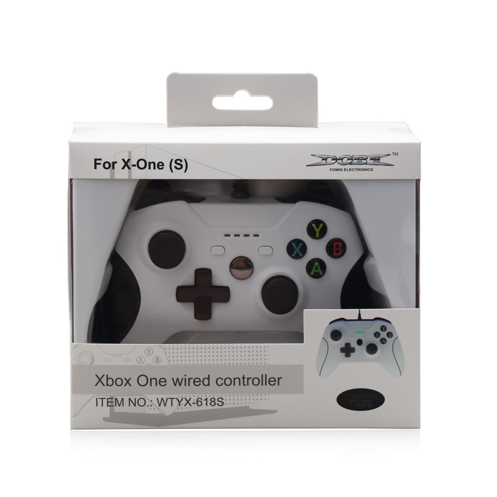 Dobe Dual Vibration Function Usb Port Wired Gamepad Controller With ...