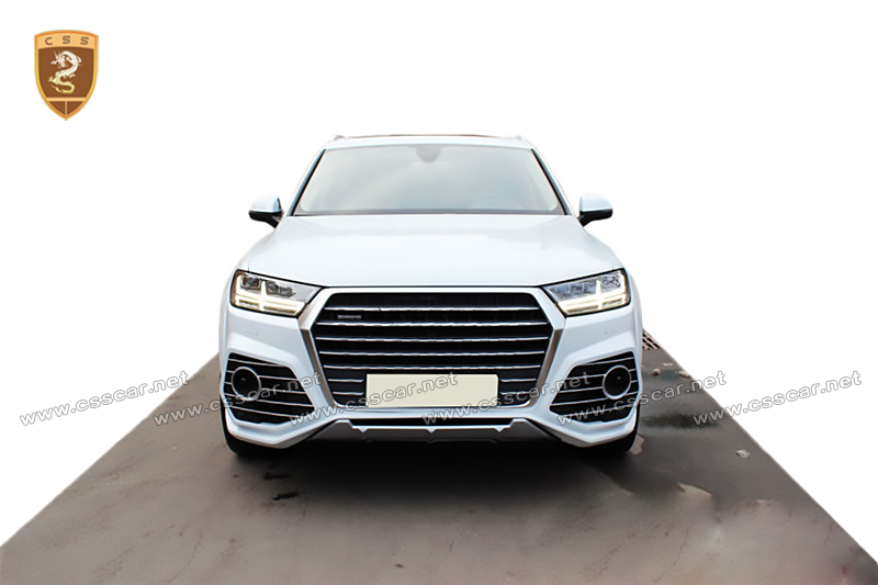 hot sale 2016 new design for audi q7 bodykit a b t style wide body kit buy for audi q7 for. Black Bedroom Furniture Sets. Home Design Ideas